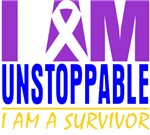 Unstoppable Bladder Cancer Shirts and Gifts