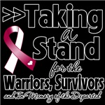 Taking a Stand Head and Neck Cancer Shirts