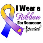 Ribbon Someone Special Bladder Cancer Shirts