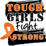 Kidney Cancer Tough Girls Fight Strong Shirts