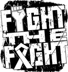 Fight The Fight Bone Cancer Shirts