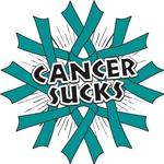 Ovarian Cancer Sucks Shirts and Gear