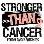 Uterine Cancer - Stronger than Cancer Shirts