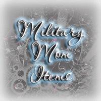 Military Mom Items