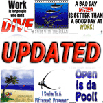 Scuba T-shirt Sayings and Slogans