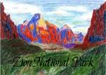 Zion: Down Canyon