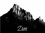 Zion Watchman B&W
