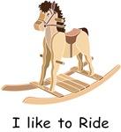 I like to Ride