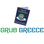 Grub Greece™ Bold Design