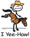 Horse Cowboy