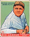 Cigarette Baseball Cards 1887-1914 Collection