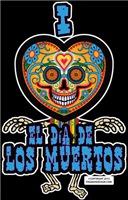 EL Dia DE LOS MUERTOS t-shirts