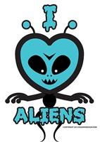 Aliens t-shirts