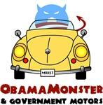 Obama Monster & Government Motors