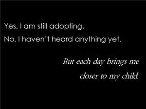 Still Adopting