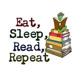 Eat, Sleep, Read, Repeat