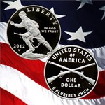 Infantry Soldier Commemorative Dollar
