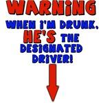 Designated Driver Shirts