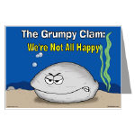 The Grumpy Clam