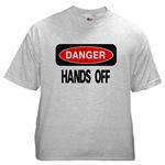 Danger Hands Off