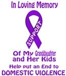 In memory/Granddaughter & kids
