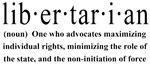 Libertarian Definition