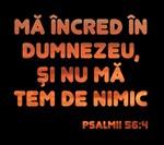 Psalmii 56:4