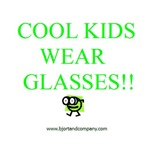 Cool Kids Wear Glasses