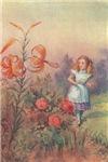 Alice meets Talking Flowers