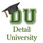 Detail University