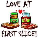 Love At First Slice