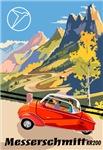 Messerschmitt Poster