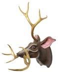 Trophy Head (TriHornedJarvalina)