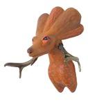 Trophy Head (OrangeHorned)