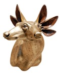 Trophy Head (GoldenSplit3Ocular6Auditory)