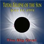 1991 Total Solar Eclipse