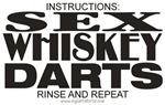 Sex, Whiskey, Darts