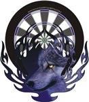 Blue Moon Wolf