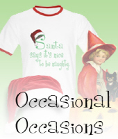 <b>OCCASSIONAL OCCASIONS</b>