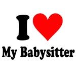 I Love My Babysitter