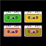 Blank Tapes - Dark