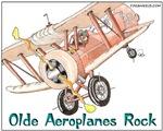 Olde Aeroplanes Rock