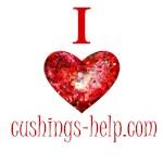I <3 cushings-help.com