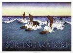 Waikiki Surfers