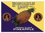 'Honolulu Lady'