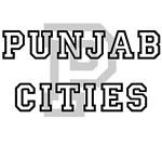 Punjab cities & districts