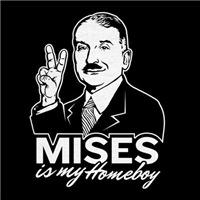 Ludwig von Mises Portrait Products