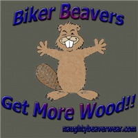 Biker Beavers Get More Wood!!