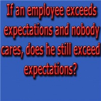 Exceeding Expectations?