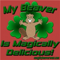 My Beaver Is Magically Delicious